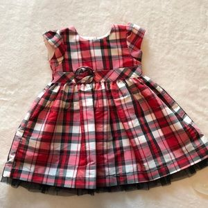 Carter's Baby Girl Holiday Dress